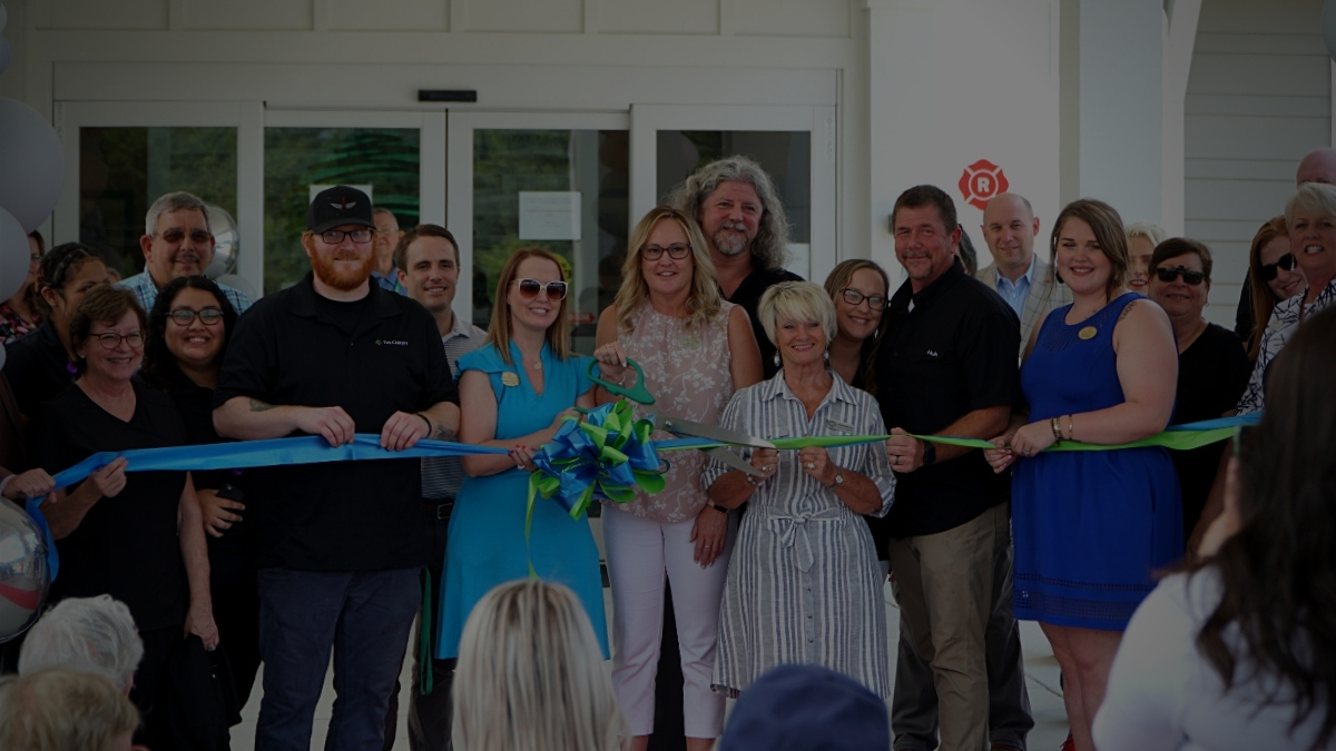 Georgia Community Officially Opens